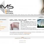 Création du site internet de OMS à Pencran, Brest